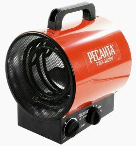 Тепловая пушка электрическая 3 кВт ТЭП-3000К