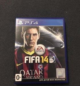 FIFA 2014 PS4