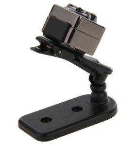 Подручная видеокамера с датчиком движения