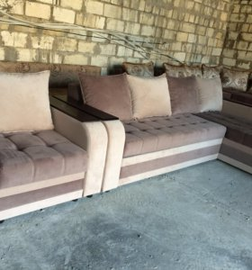 Угловой диван с Цеха