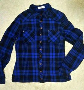 Рубашка теплая (смотрите мой профиль)