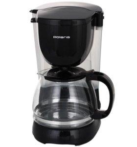 НОВАЯ кофеварка капельного типа Polaris PCM 1214