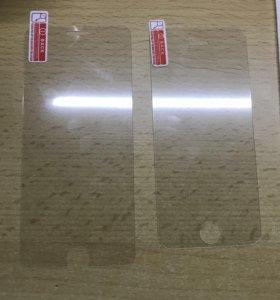Защитное стекло iPhone 5 5s 6 6+ 6s 6s 7 7+ 8 8+