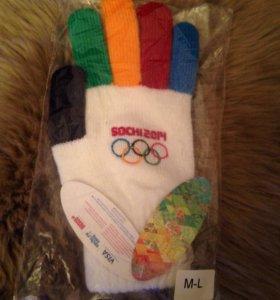 Перчатки Sochi 2014