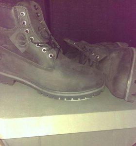 мужские ботинки 6-inch Warm Lined от Timberland
