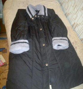Пальто 62размера