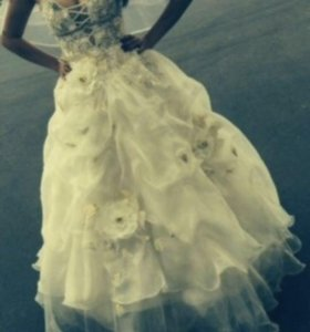 Свадебное / вечернее платье