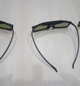 3d очки самсунг.активные.