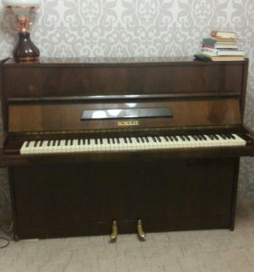 Чешское пианино Scholze