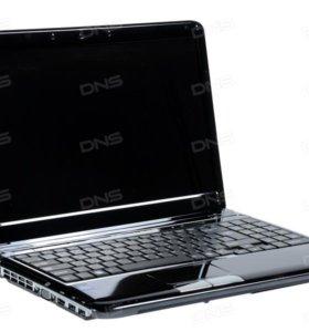 Ноутбук DNS i3 4g ddr3 750gb