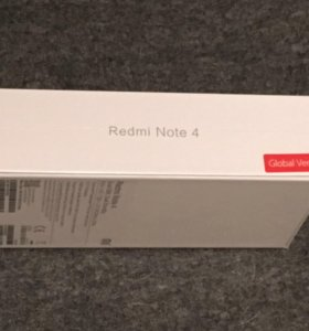 Xiaomi Note 4 3gb/32gb Global version (Black)