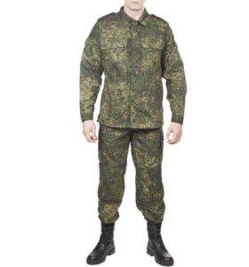 Военная летняя форма; Берцы уставные