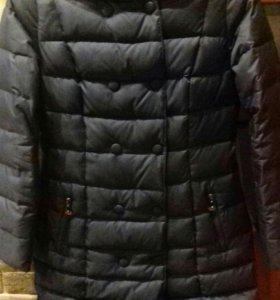 пальто-пуховик SAVAGE