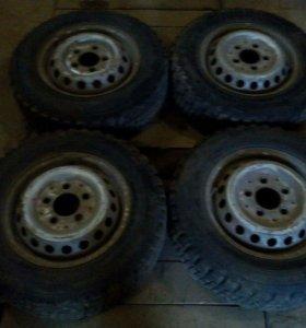 Bridgestone RD713 195/70 R15C