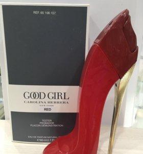 "Тестер Carolina Herrera ""Good Girl Red"""