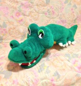 Игрушка Большой Крокодил