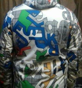 Куртка зимняя QUICKSILVER