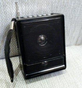 Радиоприемник с МР3 колонка