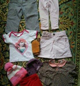 Вещи на девочку 1-3года