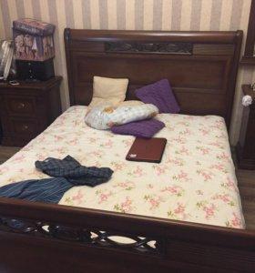 Кровать итальянская в комплекте
