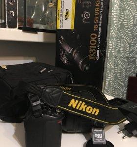 Nikon 3100