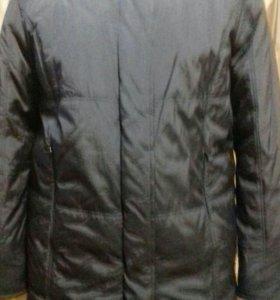 Куртка на флисовой основе