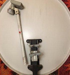 Спутниковая тарелка  80 см