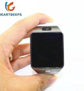 Смарт часы  модель DZ09