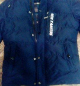 Куртка зима или меняю на навигатор