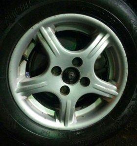 Алюминиевые диски р13 ваз
