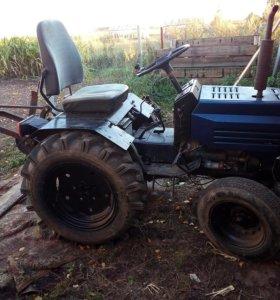 Минитрактор мини трактор