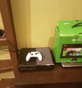 Приставка Xbox One 500Gb