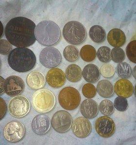 Лот Старых Монет