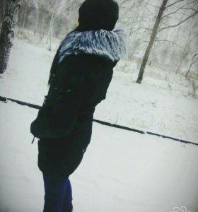 Парка зима.