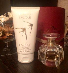 Парфюмерный набор Living Lalique оригинал
