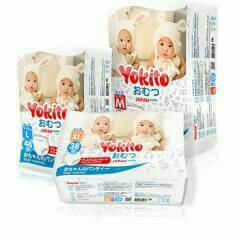 Подгузники трусики Yokito