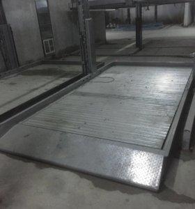 Подъёмник, автомобильный лифт