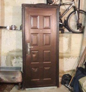 дверь