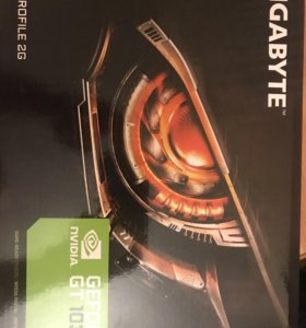 Видеокарта GeForce GT 1030