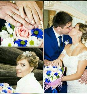 Свадебные фотограф