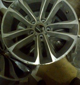 Диски Х3; BMW 3-ser