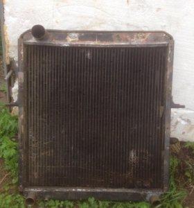 Продается радиатор для МАЗ