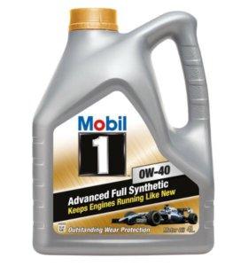 Масло моторное Mobil в розницу по оптовым ценам
