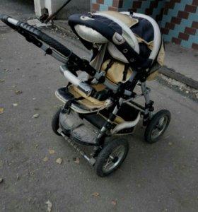 Продам детскую коляску трансформер