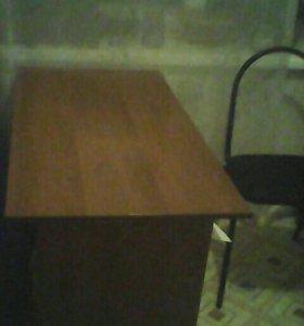 Стол и стул 500р