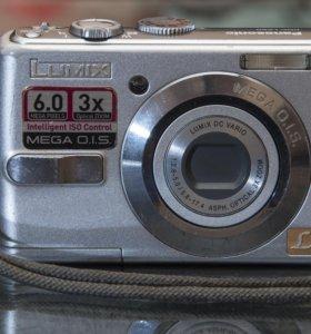 Фотоаппарат Panasonic Lumix DMC-LS60