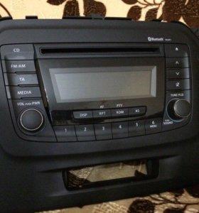 Рамка с магнитофоном для Suzuki Vitara 2016