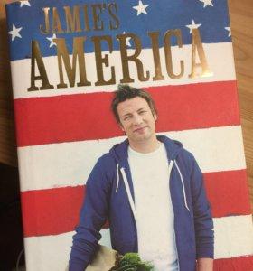 Книга Jamie's America