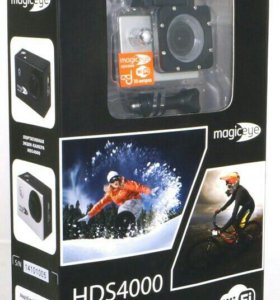 Экшн-камера Gmini MagicEye HDS4000