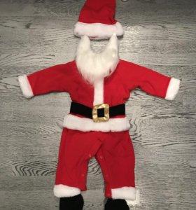 Карнавальный костюм «Деда Мороза»